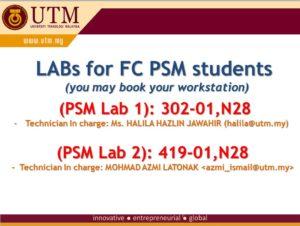 Lab PSM