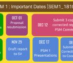 PSM2 Calendar Brief Sem11819