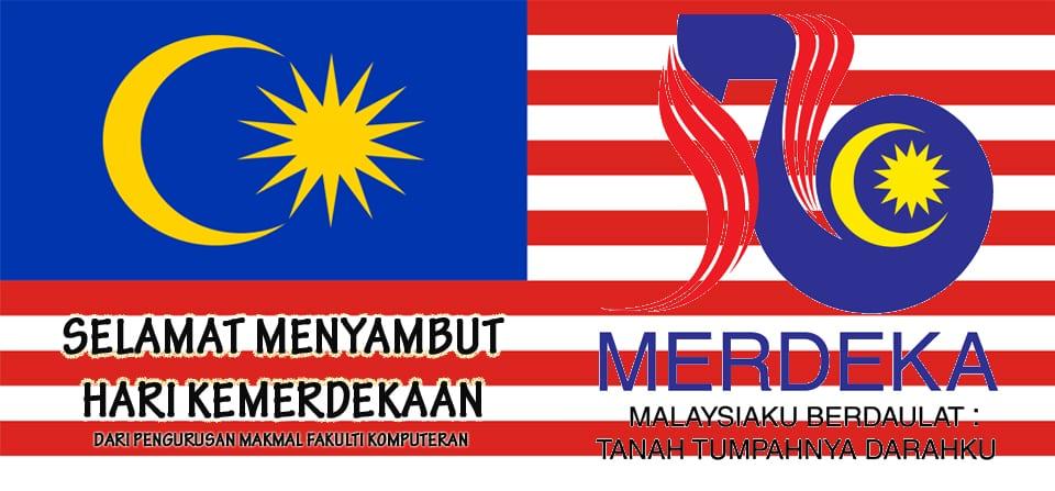 Selamat Menyambut Hari Kemerdekaan kali ke-56