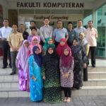 Majlis Penghargaan Staf