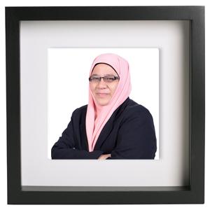 PROFESSOR DR. SITI MARIYAM SHAMSUDDIN