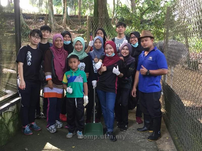 Program Sukarelawan Zoo Johor